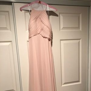 #Levkoff Levkoff Bridesmaid Dress Petal Pink